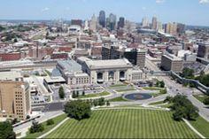 Kansas City, Mo.  (americas best downtowns)