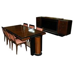 1000 images about art deco dining suites on pinterest dining suites french art and art deco art deco dining table 8
