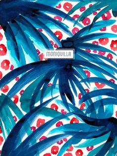 Pattern - estampados - monquilla