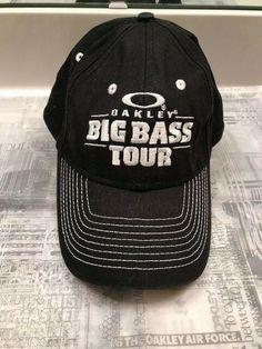 f6a0bb5951b Oakley Big Bass Tour Fishing Hat - Black (Toyota Trucks)  fashion  clothing