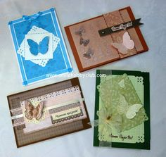 cute hand-made cards