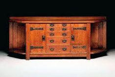 Stickley furniture in the Arts & Crafts Movement