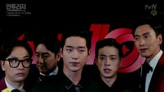 TvN begins Entourage Promos with 3 New Teasers – Dramas With A Side of Kimchi Entourage will begin airing on November 4th.