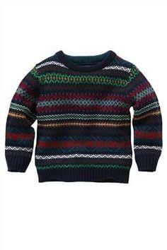 Baby Boy Old Man Sweater