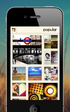 Pixplit Is a Photo App That's Actually Social—helps users build photo montages together