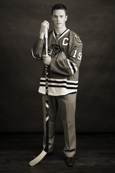 Captain Jonathan Toews