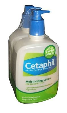 Cetaphil Moisturizing Lotion 20 oz 2...