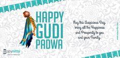 Appynitty Communications wishes you all Happy #GudiPadwa