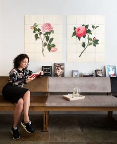 Natural history museum image bank  http://www.ixxidesign.com/producten/beeldenbank/kunst/nhm  #IXXI #interior #inspiration #art #walldecoration #muurdecoratie #wanddecoratie #kunst #interieur #inspiratie #rose #bloemen #flowers #design