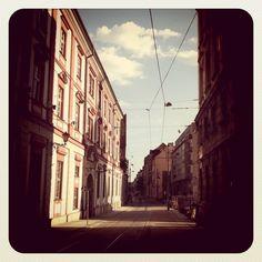 Street in Wroclaw