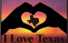 I love Texas.  Texans love their state.  Go to www.YourTravelVideos.com or just click on photo for home videos and much more on sites like this.