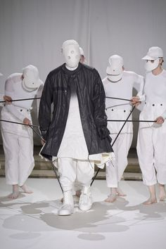 Aitor Throup : New Object Research : LCM SS17