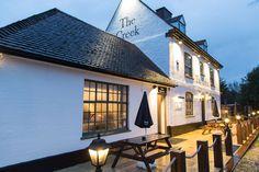 The Creek - Pub Exterior Design Commercial Interior Design, Commercial Interiors, Pub Interior, Project Management, Exterior Design, Greek, London, Mansions, House Styles