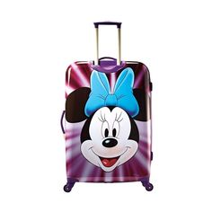 """American Tourister - Disney 31"""" Spinner - Minnie mouse face"""