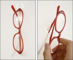 Eyewear Hang-ups Wall Merchandising System