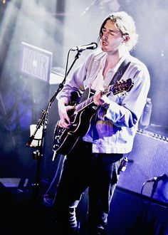 """""""I'd love to get some more material written, just to know that I can still do this,"""" he said. """"That's the great fear: waking up and not having something to write."""" - Hozier"""