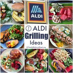 7 Aldi Grilling Ideas - Family Balance Sheet Balance Sheet, Grilling Ideas, Inexpensive Meals, Tasty, Ethnic Recipes, Food, Cheap Crock Pot Meals, Meal, Eten