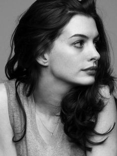 "Anne Hathaway ... ""A man told me that for a woman, I was very opinionated. I said, 'for a man you're kind of ignorant'."""