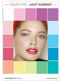 Can possibly borrow from light summer Soft Summer Color Palette, Colour Pallette, Summer Colors, Summer Beauty, Summer Makeup, Summer Lipstick, Lipstick Palette, Seasonal Color Analysis, Color Me Beautiful