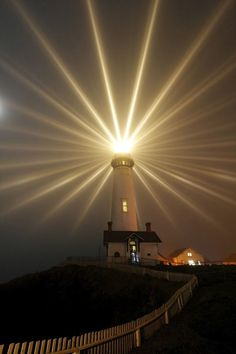 Pigeon Point Lighthouse, California - This weeks Travel Pinspiration on the blog! #Lighthouses