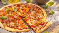 Najrýchlejší recept na pizzu: Na cesto vám stačí pomazánkové maslo a múka
