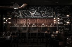 KOL & Cocktails (Helsingborg, Sweden), Europe Bar | Restaurant & Bar Design Awards