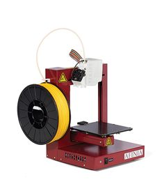 """Named """"Reliable Performer"""" by our editors in the """"Ulitmate 3D Printing Guide"""" and featured in the recent """"Ultimate Makers' Gift Guide,"""" the @afinia3dprint H480 model is also on sale in our Maker Shed. What's not to love?"""