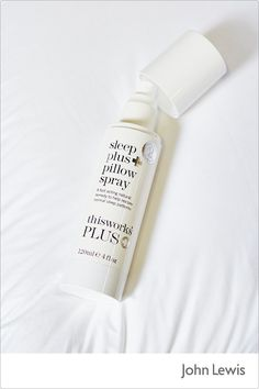 Buy This Works Sleep Plus + Pillow Spray, from our Night Treatments range at John Lewis & Partners. What Helps You Sleep, How Can I Sleep, Ways To Sleep, Sleep Help, Good Night Sleep, Sleep Spray, Insomnia Causes, How To Get Better, Have A Good Night
