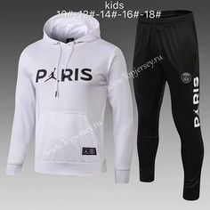 01aa88baed98e9 Kids tracksuit 2018 2019 Jordam X PSG hoodie Champions League Survetement  training suit PSG MBAPPE football jackets paris tracksuit