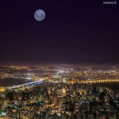 Lua Cheia - Florianópolis - SC / Brasil