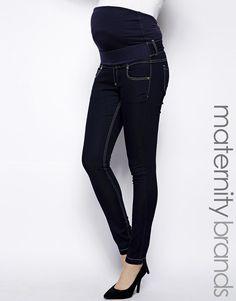 Isabella Oliver   Isabella Oliver Super Stretch Skinny Jean at ASOS