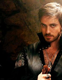 Captain Hook! (Colin O'Donoghue)...Captain Hot!