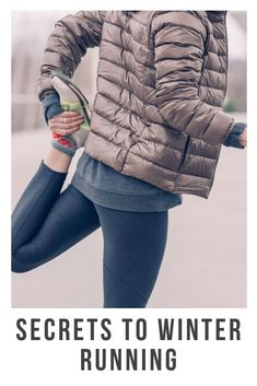 81d7798fb83b45 There's no excuse to skip your run in the winter! Here's a step by step