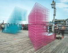 Gallery of Runaway – A Temporary Splash of Color for the Santa Barbara Waterfront - 19