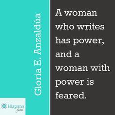 Gloria Anzaldúa quote
