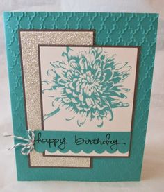 Blooming with Kindness Flowers Birthday Cards