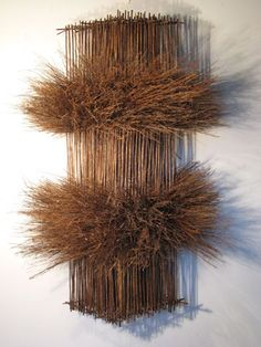 painting furniture before and after Contemporary Baskets, Contemporary Art, Les Artisans, Native American Baskets, Organic Art, Weaving Art, Wire Art, Art Object, Wood Sculpture