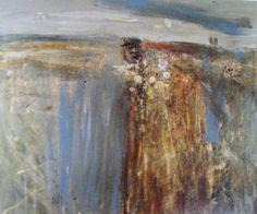 Risultati immagini per joan eardley landscapes Landscape Artwork, Contemporary Landscape, Watercolor Landscape, Abstract Landscape, Abstract Geometric Art, Seascape Paintings, Landscapes, Pastels, Artists