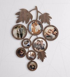 Our table is made of 3mm MDF wood. The product size is 27cm x 38cm. #forfamily #christmas thanksgiving decorations outdoor Personalized Leaf Design 8-Picture Table 22+ Thanksgiving Decorations Outdoor 2020