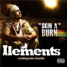 RasCopeRoots and Reggae: Ilements - Skin A Burn (2013)