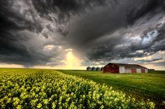 Storm Clouds Saskatchewan by Mark Duffy on 500px