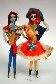 Dolls from Portugal