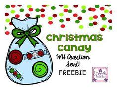Christmas WH Questio