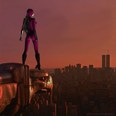Catwoman: And Now Our Watch Begins