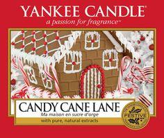Candy Cane Lane - Peggys - Yankee Candle & kleinkariert Ballonwelt Fachhändler
