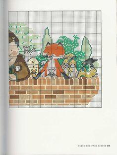 Gallery.ru / Фото #56 - Adele Welsbys-Cross Stitch Characters - Orlanda