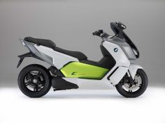 2014 BMW Motorcycles | 2014 BMW C evolution Electric Scooter Revealed » Motorcycle.com News