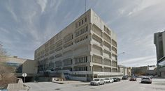 Public Safety Building - 1965 by Libling Michener & Associates