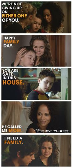 #TheFosters
