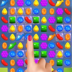 Play the sweetest game! Candy App, Candy Games, Web Design, Game Design, Candy Blast Mania, Jelly Crush, Candy Crush Cheats, Candy Crash, Fruit Splash